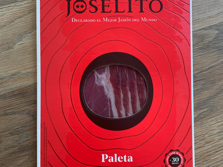 Joselito, truffle cheese – Hong Kong