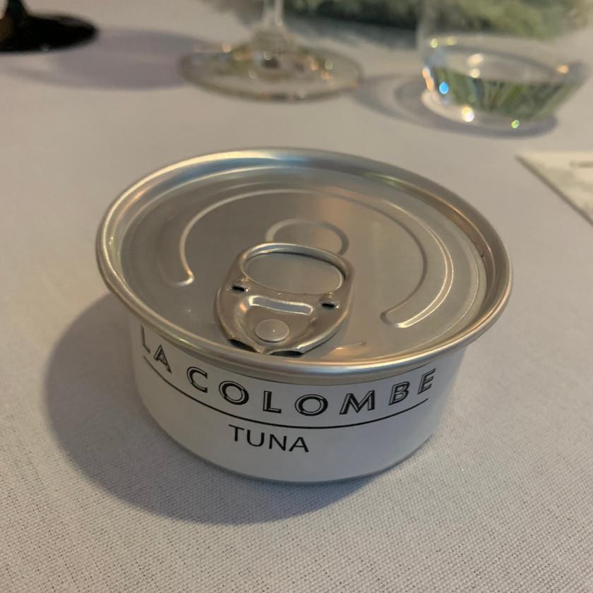 """Tuna """"La Colombe"""""""
