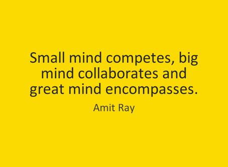 Small – Broad – Vast Mind