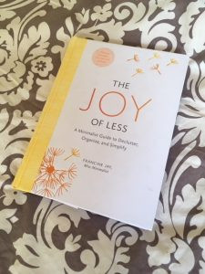 joy of less minimalism