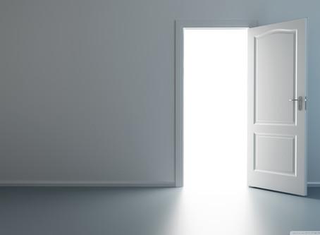 Spaciousness – Keeping Both Doors Open
