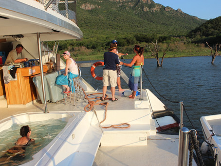 Luxury Houseboats, Shayamanzi 1 & 11 are waiting for you to board!