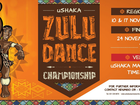 Catch Zulu Dance Champs at Durban's Favorite Marine Theme Park