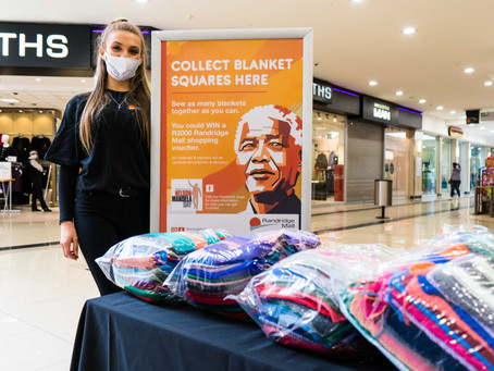 Randridge Mall squares up for Mandela Day!