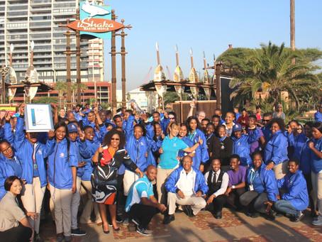 uShaka Marine World announced as a 2018 National Business Awards Finalist