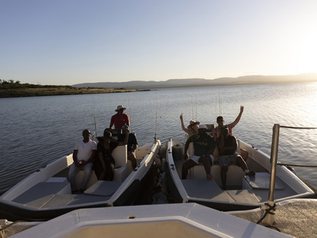 """Tackle Tigers"" on Lake Jozini!"