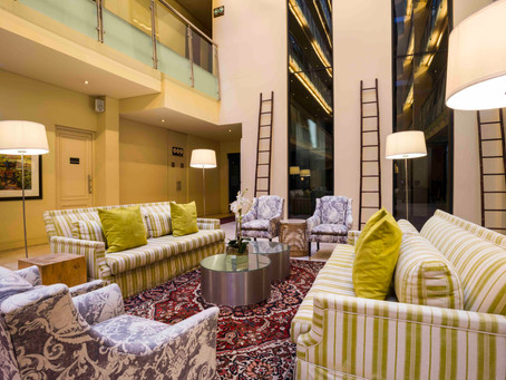 Royal Palm opens its doors to business travellers