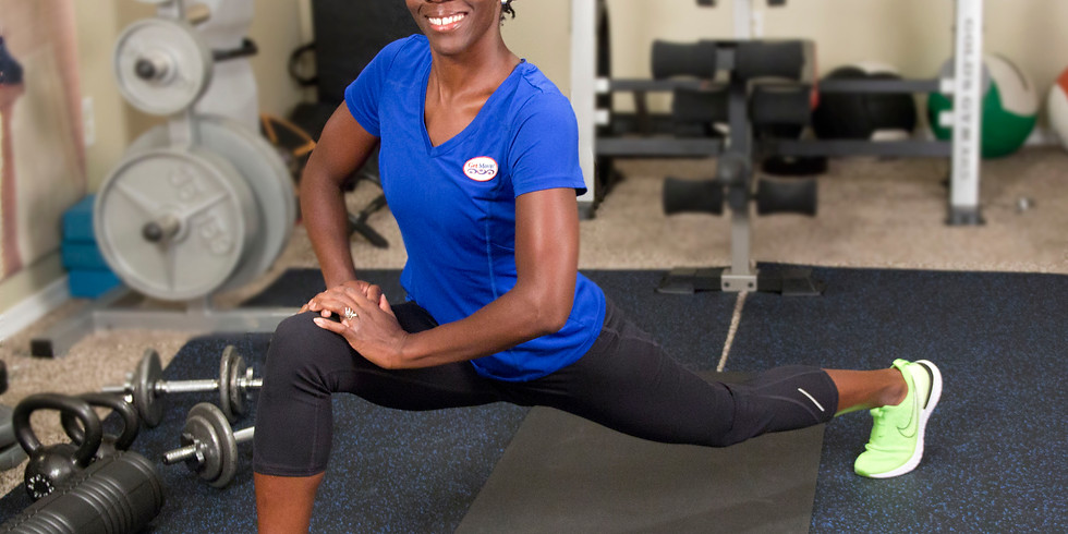 Tone Up! 30 Minute Get Movin' from Home