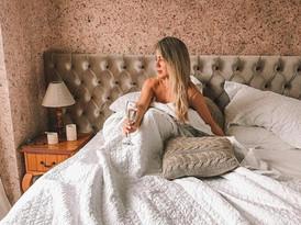 Hotel renovation with Silk Plaster