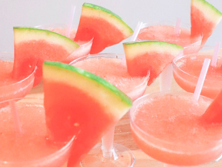 Ultimate Summer Cocktails: Everyday Watermelon Frosé
