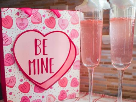 Fresh and Fruity: Rosé & Grapefruit Pink Gin Fizz