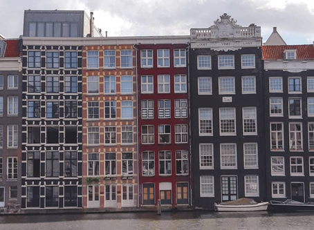 Tips to Travelling in the Fall: Amsterdam Edition