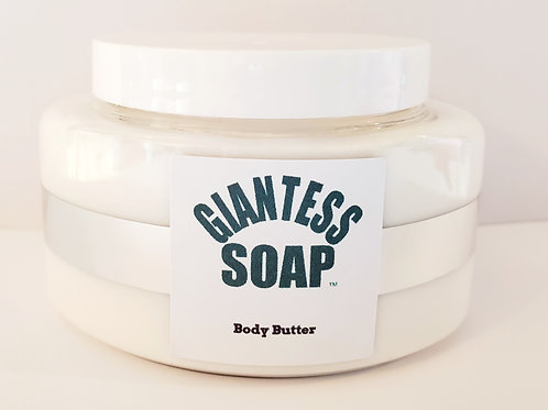 Giantess Soap: Body Butter