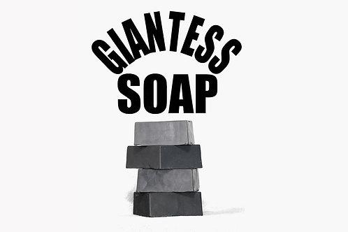 Giantess Detoxifying Black Bar