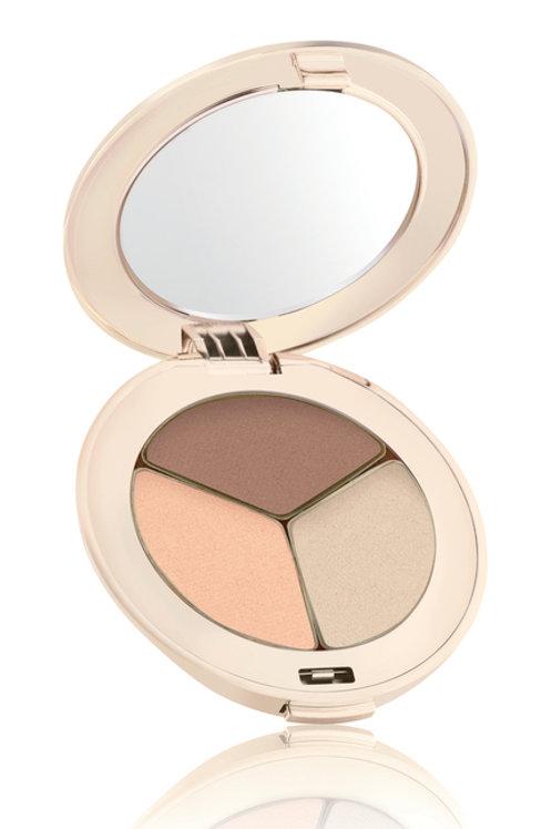 Jane Iredale PurePressed Eyeshadow Triple - Sweet Pot