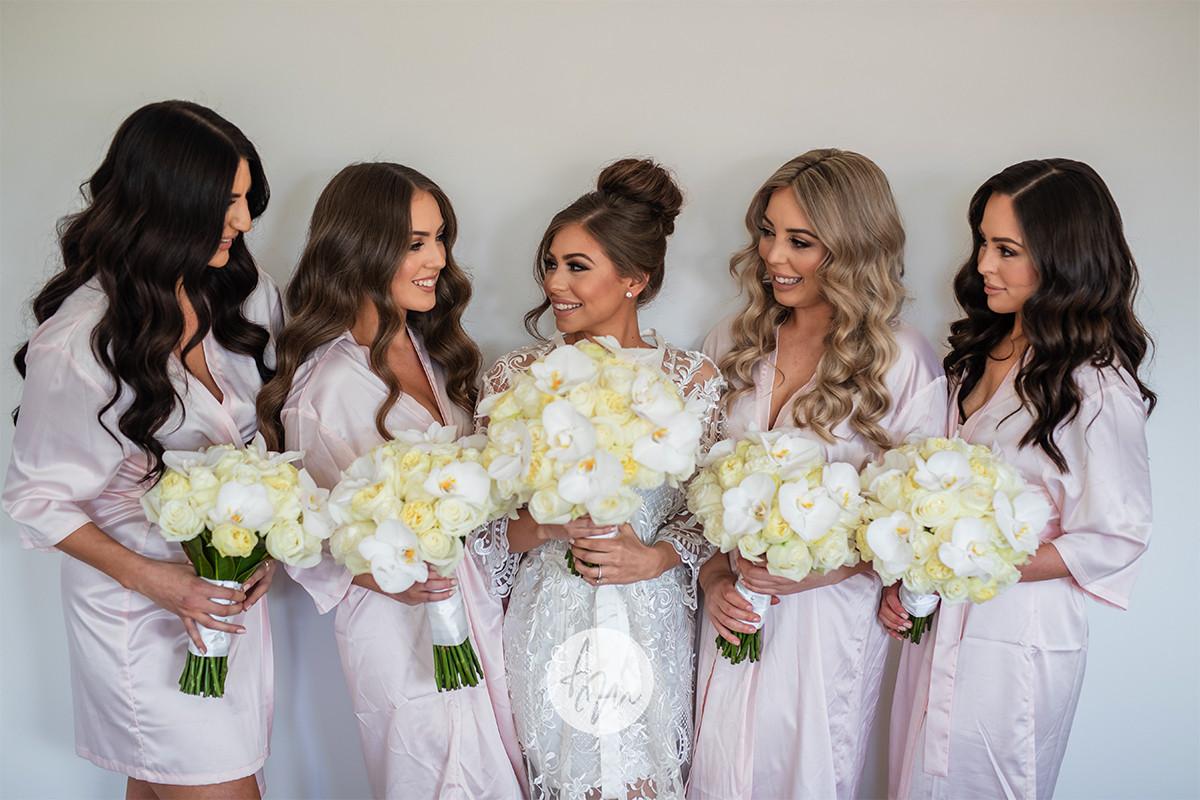 Anastasia McGrath Bridal Makeup