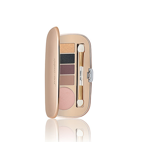 Jane Iredale PurePressed Eyeshadow Kit Smoke gets in your eyes