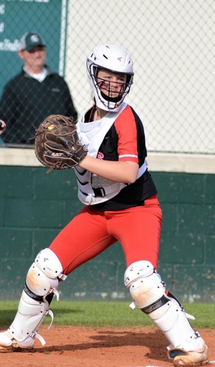 1 hour Catcher lesson with Kasey Simmons