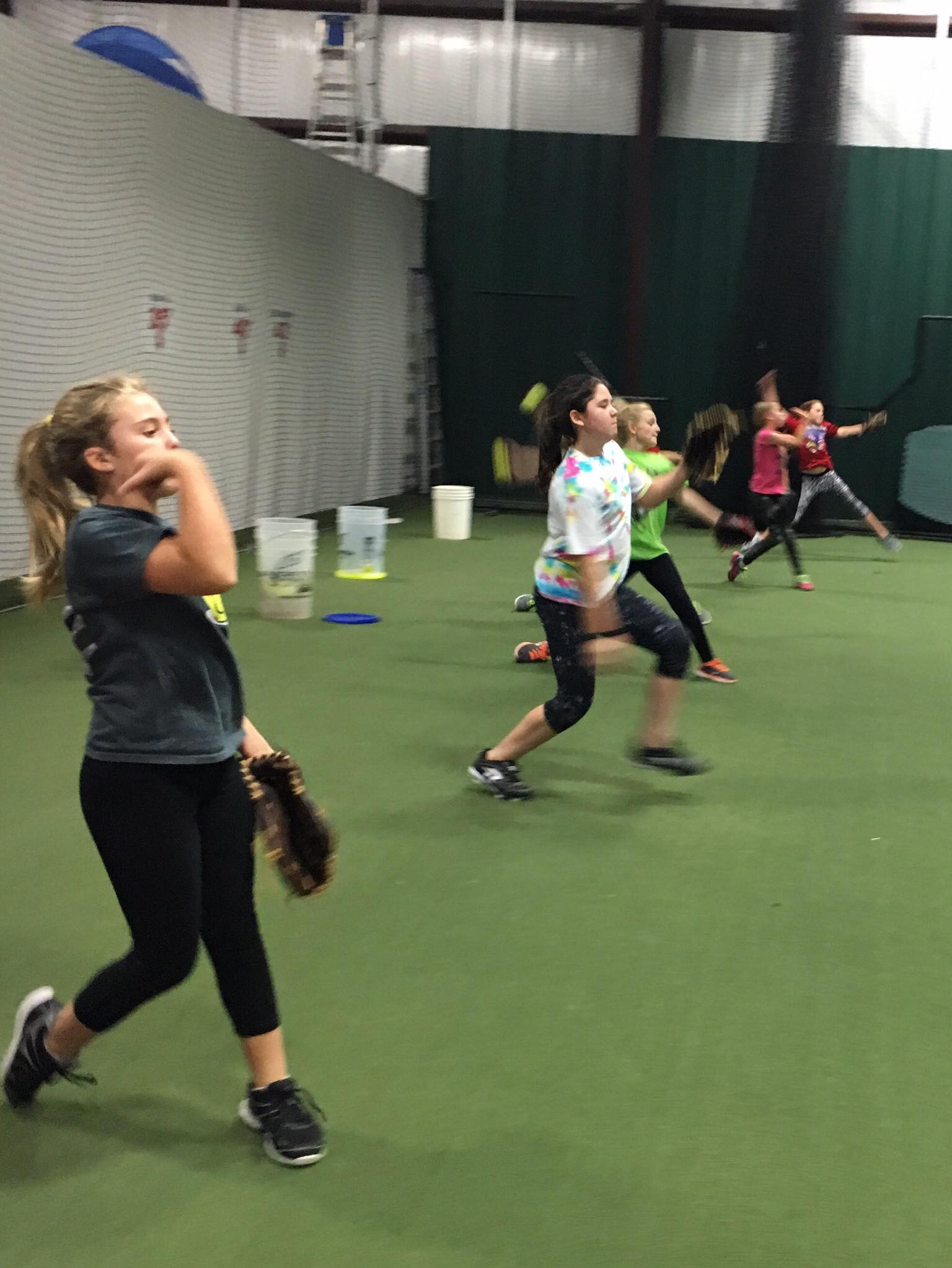 Sunday Pitching Session w/Sher