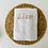 Thumbnail: Composition - Serviette de toilette unie - blanc