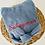 Thumbnail: Peignoir Enfant à capuche - bleu