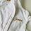 Thumbnail: Peignoir Enfant HDG - blanc