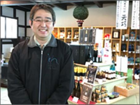 秋田県潟上市の小玉醸造さまを訪問しました