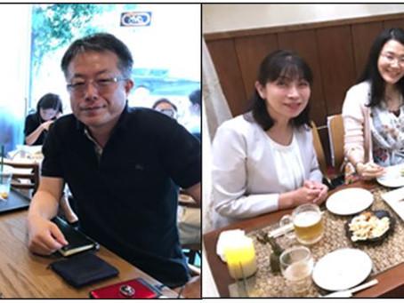 大阪でライター会を開催しました