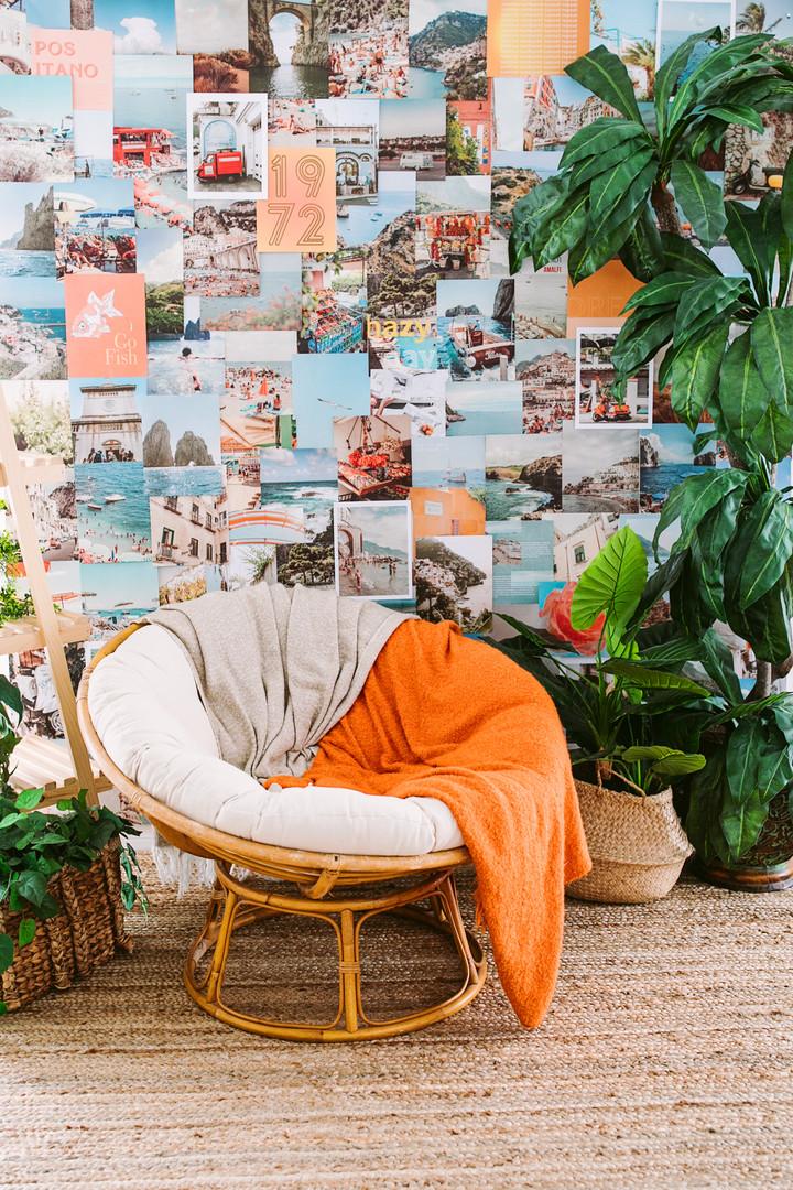 Studio D - Montage Backdrop