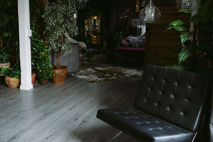 Studio E Leather Chair