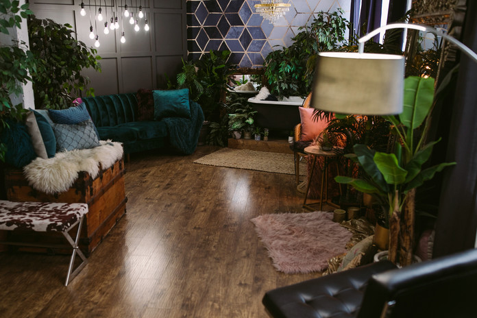 Studio B - Lounge Setting