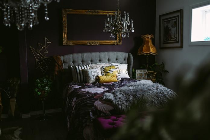 Studio E Bedroom