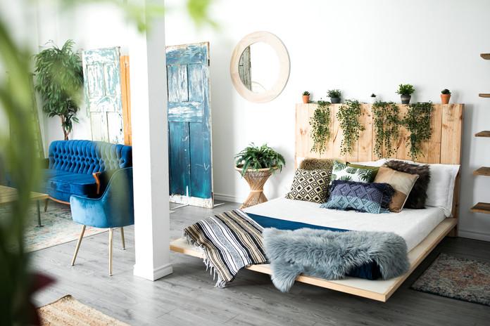 Studio D - Bed