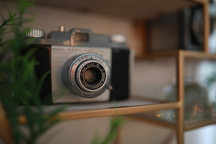 Studio B - Vintage Camera