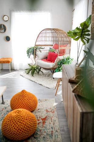 Studio D - Egg Chair