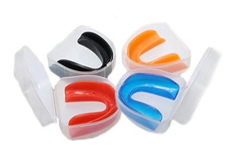 Protèges dents de couleur