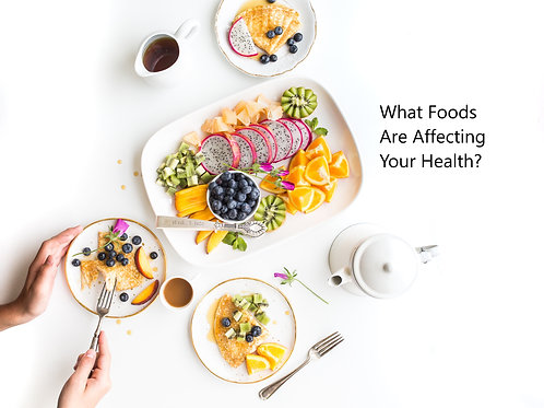 Hair Follicle Testing For Food Intolerances and Supplemental Needs