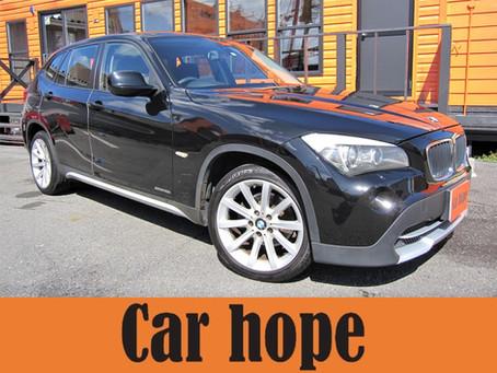 BMW X1が入庫しました!