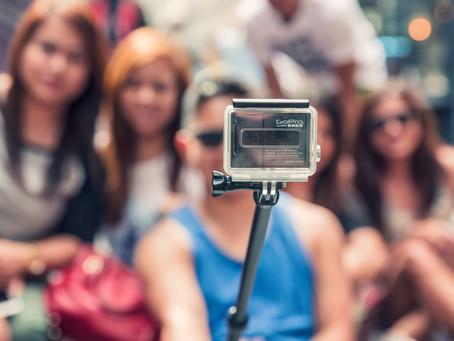 #Millennials' Instagram Lives