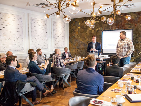 Surviving and Thriving in the Construction Industry -  Initiafy's Toronto Breakfast Briefing