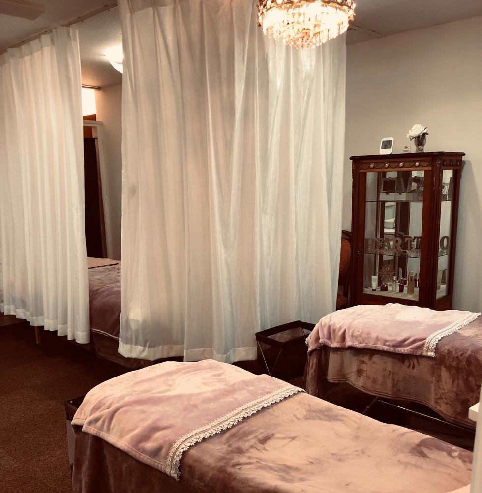 男女◎個室スペース完備