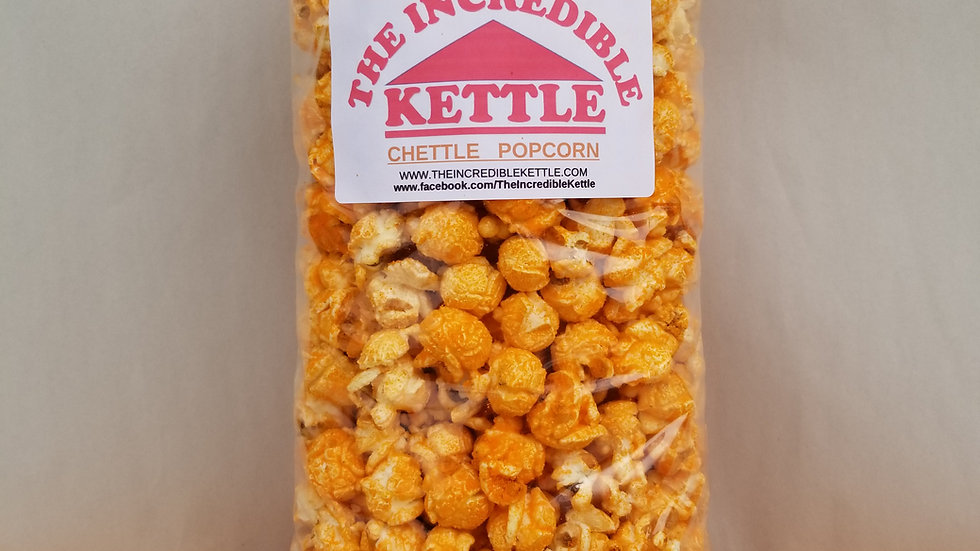 Spicy Chettle Popcorn