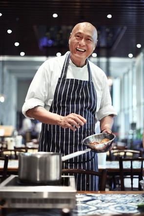 Chef Damien @ Destination Singapore Beac