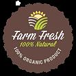 Organic Food Badge 1