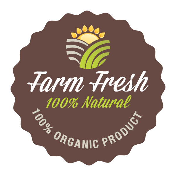 Organic Food Badge 1