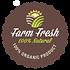 Organic Food emblema 1
