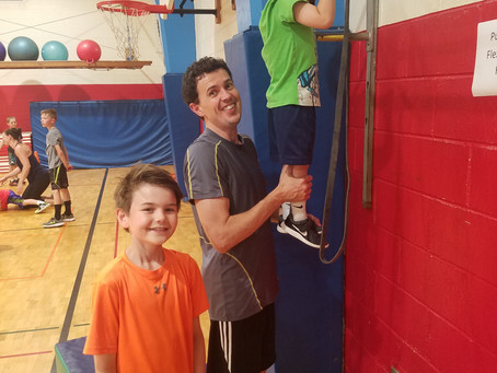 Family Physical Challenge Week 13, 2021