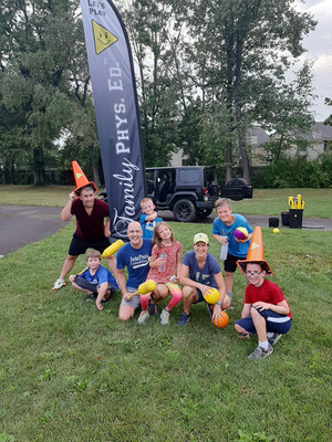Family Fun Physical Challenge Week 37, 2021