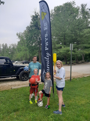 Family Physical Challenge Week 24, 2021