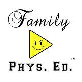 Family Phys. Ed. Logo Top and Bottom TM2